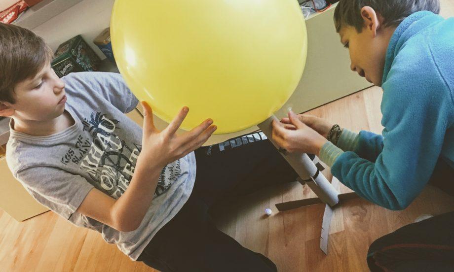 Jak podpořit kreativitu svých dětí